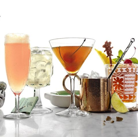 100+ Best Cocktails - Liquors, Alcoholic Mixed Drinks, and ...