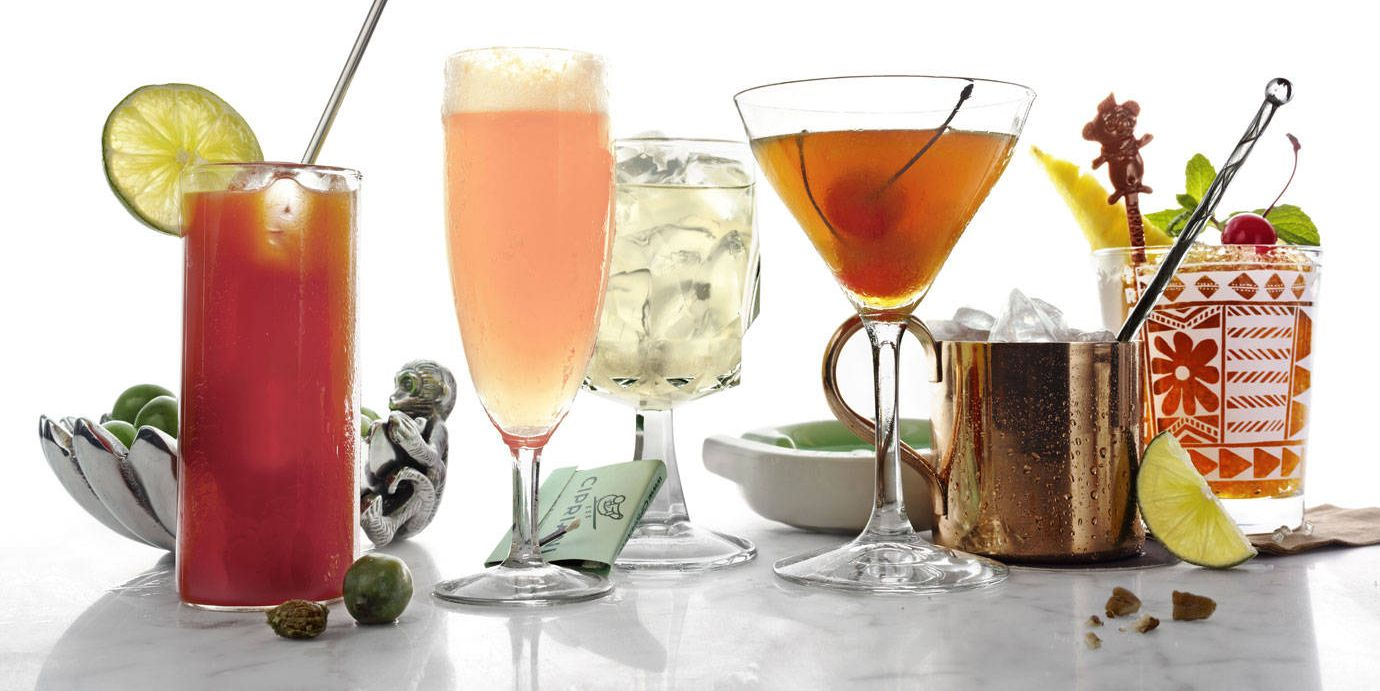 Drinks  >> 16 Most Popular Bar Drinks Ever Classic Cocktails You Should Know