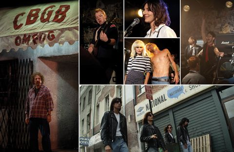 7806de3c4a80 CBGB, starring Allan Rickman as Hilly Kristal, tells the story of the  feckless owner of a night club on the Bowery he originally opened for  country, ...