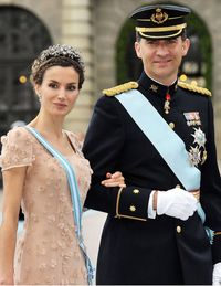 Since her marriage to Prince Felipe of Spain in 2004, Letizia, Princess of Asturia, has cemented her status as a royal style icon. With an air of casual elegance, the former journalist infuses her professional wardrobe with chic statement pieces and a hint of sultry appeal. Now, as she prepares to ascend to the crown, we take a look back at the wardrobe that made her worth watching—and the fashion moments we can expect from the new monarch's reign.This article originally appeared on harpersbazaar.com