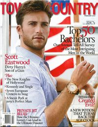 <p>Scott Eastwood—product of an American legend, and wonderful gift to womankind.</p>