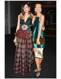 We love lots of tartan even when there is very little likelihood of a Scottish fling.