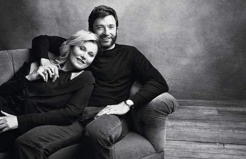 """All happily married couples have a story like this, one they tell over and over, in fast and slow versions, surprising each other with a favorite detail, reviving a stretch of familiar patter with a vivid turn just rediscovered this time through. """"So, I decided, I won't ask her to marry me for six months,"""" Jackman said, recounting how he fought his natural decisiveness to avoid coming on too strong and making a fool of himself. """"Then after four months I thought, That's the most ridiculous rule!"""" This time he skips the part where he buys the rose gold wedding ring, invites her on a walk in the park, and proposes in front of the schoolgirls who happen to be standing near the table he has set up with flowers, everything all ready in advance, and the schoolgirls can't resist asking her too: So, what is your answer?Instead, Jackman stops, allowing himself a mischievous gleam that doesn't go with the grave Martin Van Buren–style muttonchops he grows every time he plays Wolverine. """"And it gets better every year,"""" Furness says, with a fond look of her own. """"And here we are, 18 years. Is it 18?""""It certainly got better last year. Jackman made $55 million over the past 12 months, more than any other actor on the planet during that span except Robert Downey Jr. and Channing Tatum. He was nominated for an Oscar for best actor for his performance in Les Misérables. (He lost to Daniel Day-Lewis but won a Golden Globe.) He signed on for a seventh go at Wolverine, a record for an actor as a franchise superhero and a testament to his box office muscle. He played another character with Oscar potential, the dark antihero in Prisoners, which opens September 20.But not every year has been such an epic win. In 1999, when Jackman and Furness moved to Los Angeles, they said encouraging things on Aussie TV about Jackman's Hollywood prospects. He had just signed with Creative Artists, and he wanted to try his luck in the capital city of film. The interviews were accurate. But their real motiv"""