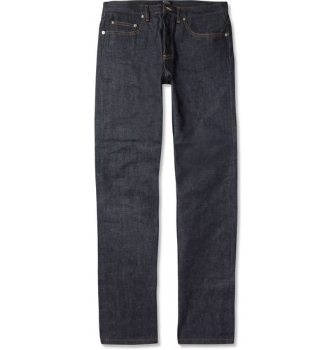 A.P.C. Jeans, $185 available at MR PORTER.COM