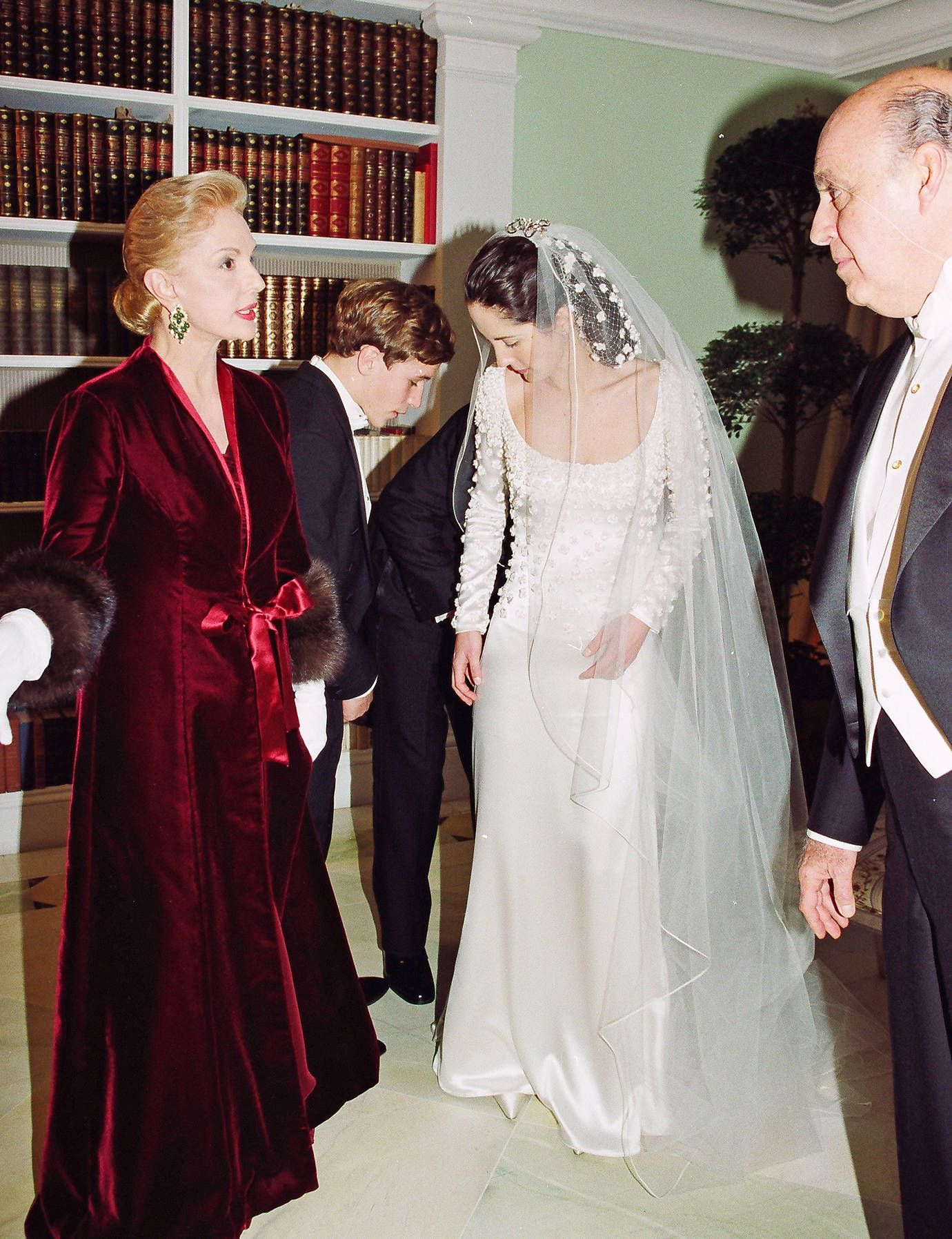 Carolina Herrera Mother of the Bride Dresses