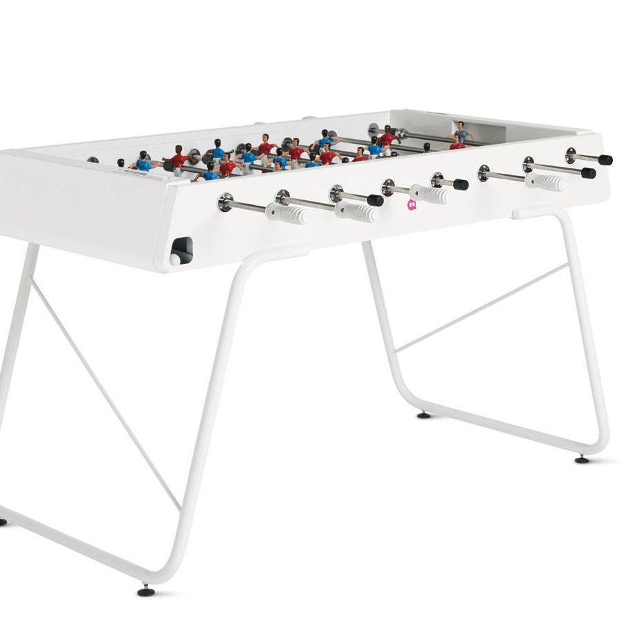 RS3 Foosball table designed by Rafael Rodriguez for RS