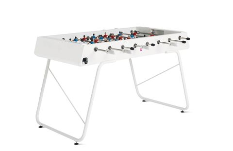 RS3 Foosball table designed by Rafael Rodriguez for RS www.dwr.com  Hunn Wai for Mein Gallery, Ping Pong dining table www.lanzavecchia-wai.com