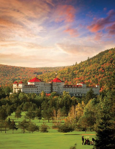 "Bretton Woods, NHKnock, knock. Who's there? At this resort, possibly no one…whom you can see, anyway. The resident invisible resident here, Carolyn Stickney (""d."" 1939), is known to tap on doors, and once inside your room (whether you invite her in or not) she has no qualms about borrowing your belongings. However, she's a Victorian lady through and through—all manners—and will return your possessions to exactly where she found them.Tip: Rumor has it that checking into Room 314 nets the best chance of spotting the Princess, as she's known. Her four-poster bed still sits here, along with Carolyn on the edge of it in the middle of the night, if you're lucky (or unlucky).omnihotels.com"