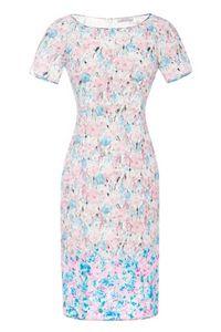Nina Ricci Floral-Print Lace Dress, $900&#x3B; modaoperandi.com