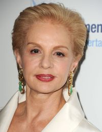 This week, the Museum at FIT honored Carolina Herrera with its 2014 Couture Council Award for Artistry of Fashion. In celebration of her always-polished personal style, we've rounded up the most stunning times she's donned a crisp white blouse paired with gorgeous jewelry.