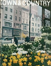 Window, Plant, Petal, Flower, Flowering plant, Spring, Garden, Advertising, Narcissus, Plant stem,