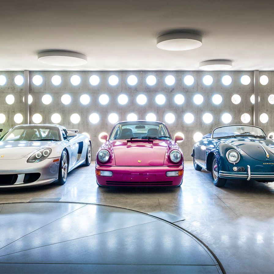 "<p><strong>MOST PEOPLE THINK OF A GARAGE AS A</strong> mundane necessity. Very few would consider it as important as the house, but Joerg Ineichen, a family therapist in San Diego and a collector of vintage Porsches, had a compelling reason for thinking just that. He likes to drive what he collects—fast, sporty cars—and ""the idea of having them close is very special,"" says Ineichen, who, with his partner David Espinosa, a real estate agent, turned to an architect who really got their obsession.</p>