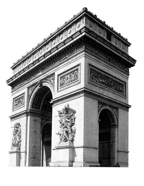 ARC DE TRIOMPHE (breakfast)