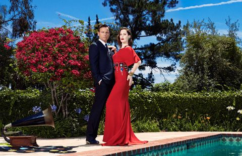 7c37d817feb The Hollywood Dynasty  Liz and Tony Goldwyn