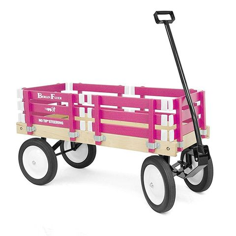 pink wagons for kids the wagon. Black Bedroom Furniture Sets. Home Design Ideas