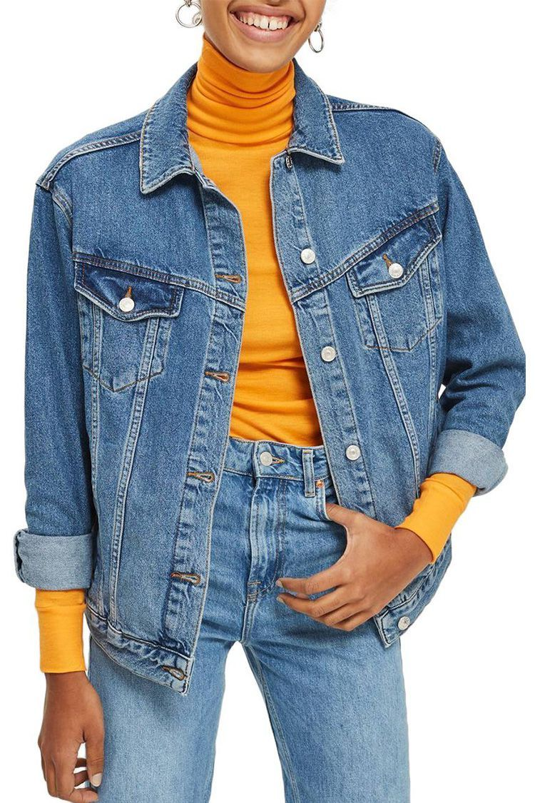 10 Best Denim Jackets for Women in Spring 2018 - Classic ...