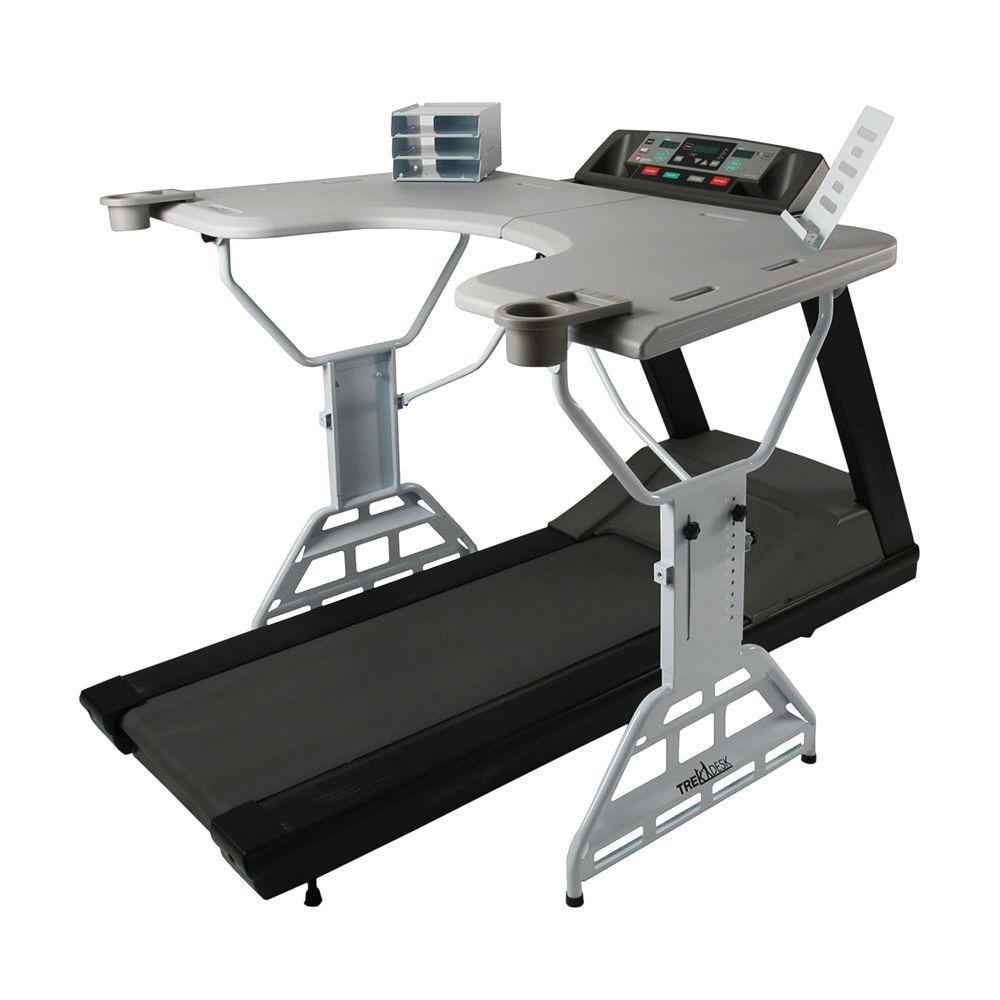 TrekDesk. TrekDesk Treadmill Desk Workstation