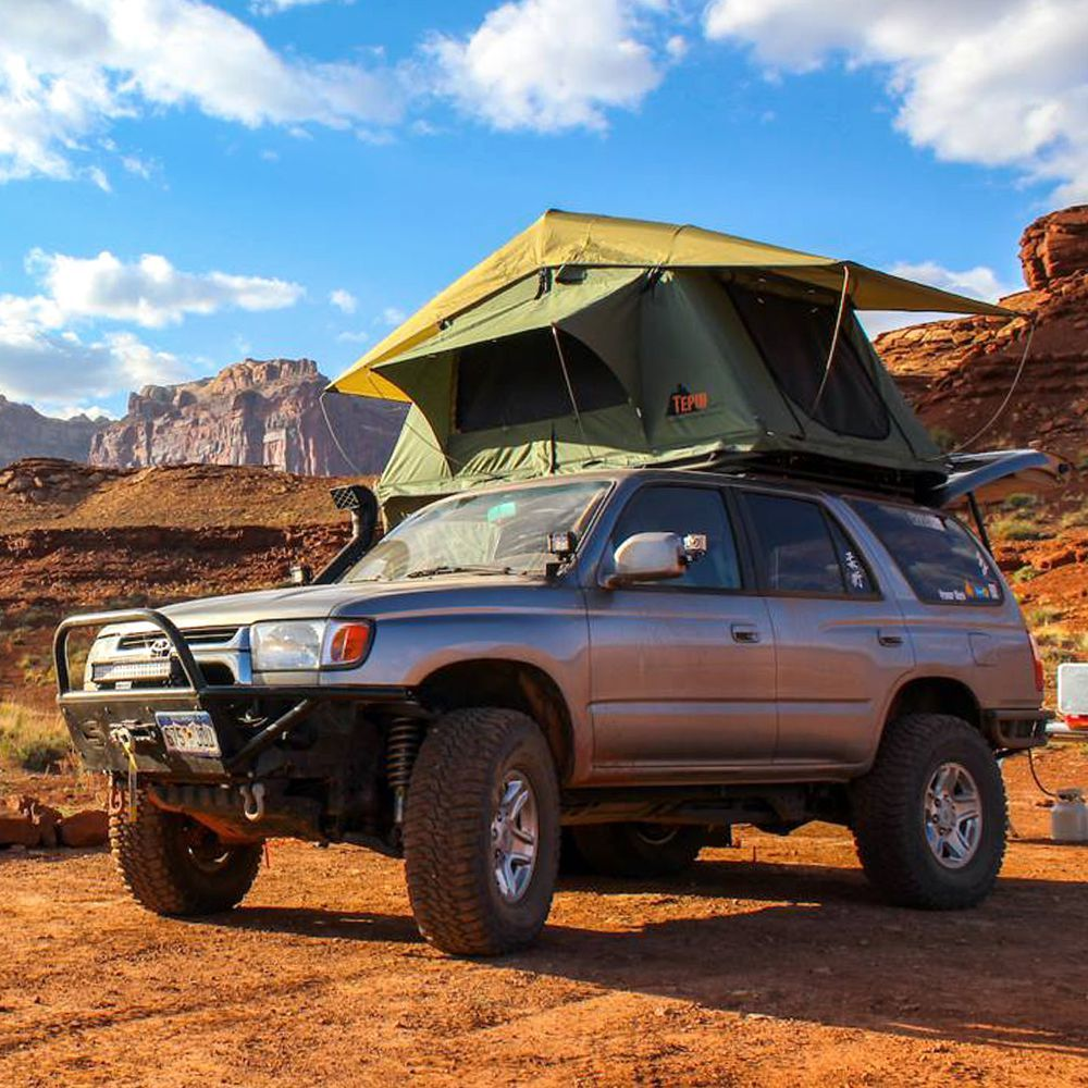 8 Best Roof Top Tents For Camping In 2018