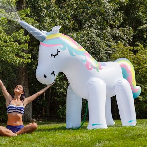 9 Quirky Inflatable Sprinklers For Your Backyard This