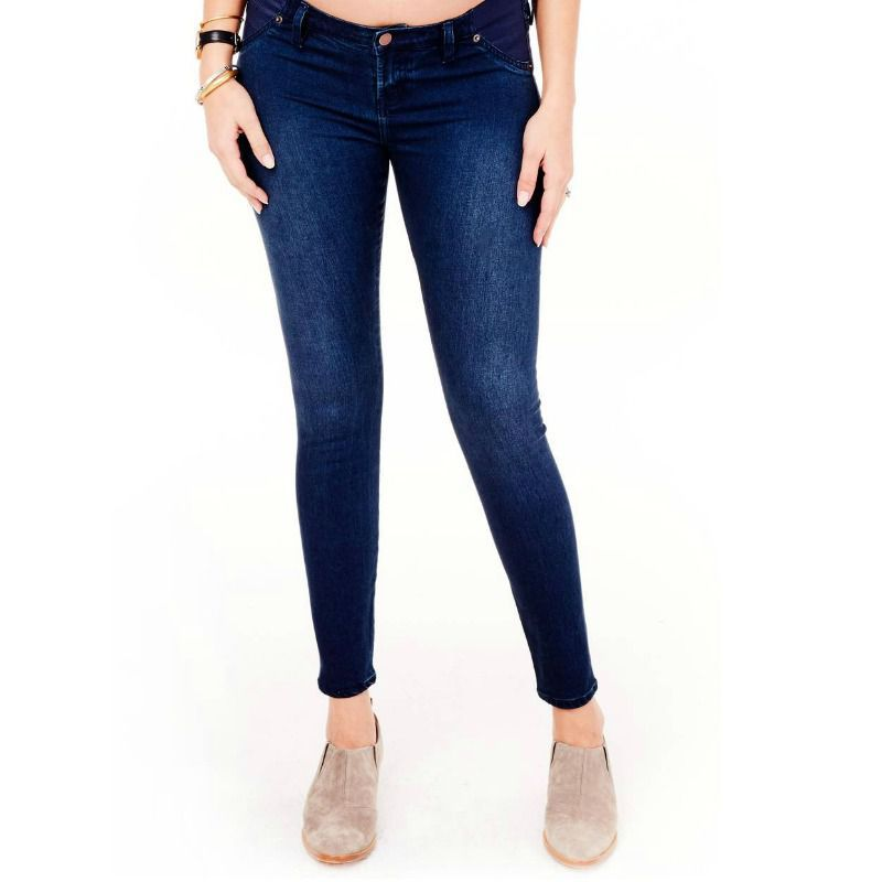 30a55ad0cafed The 7 Best Maternity Jeans in 2018 - Cute Maternity Jeans Under $100