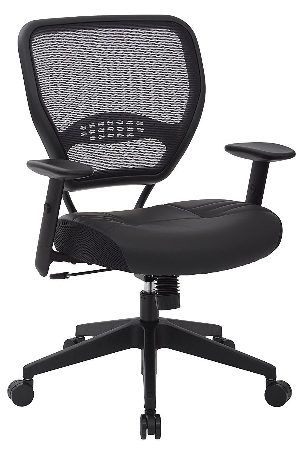 . Ergonomic office chairs can