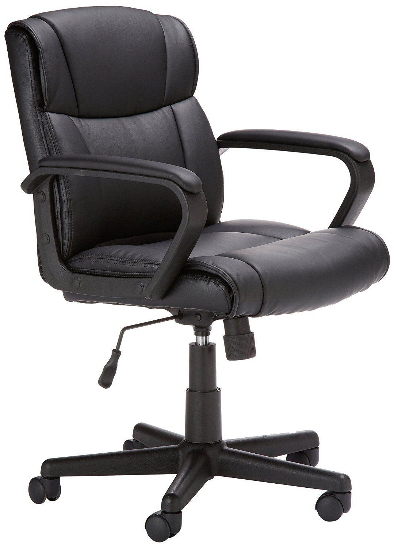 comfort office chair. AmazonBasics. AmazonBasics Mid-Back Office Chair. $64.99 Comfort Chair P