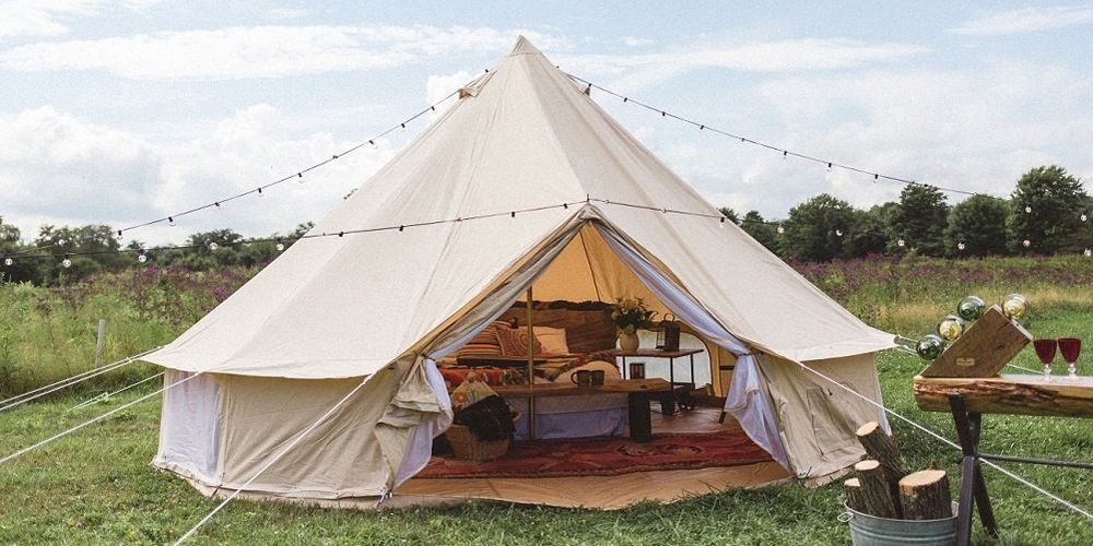 10 Best Glamping Tents for 2018 - Luxury Camping Tents