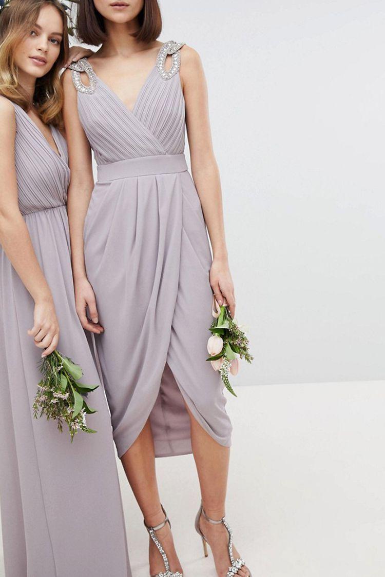 44a4fa88746 10 Best Bridesmaids Dresses for 2018 - Beautiful Summer Bridesmaid Dress  Ideas