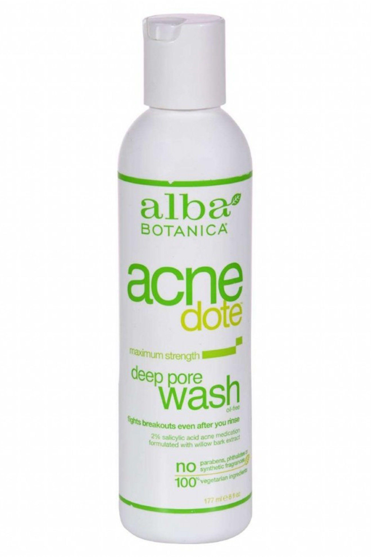 Use an Anti-Acne Facial Wash