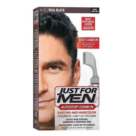 The Best Hair Dye for Men - Men\'s Hair Dye for At-Home Use