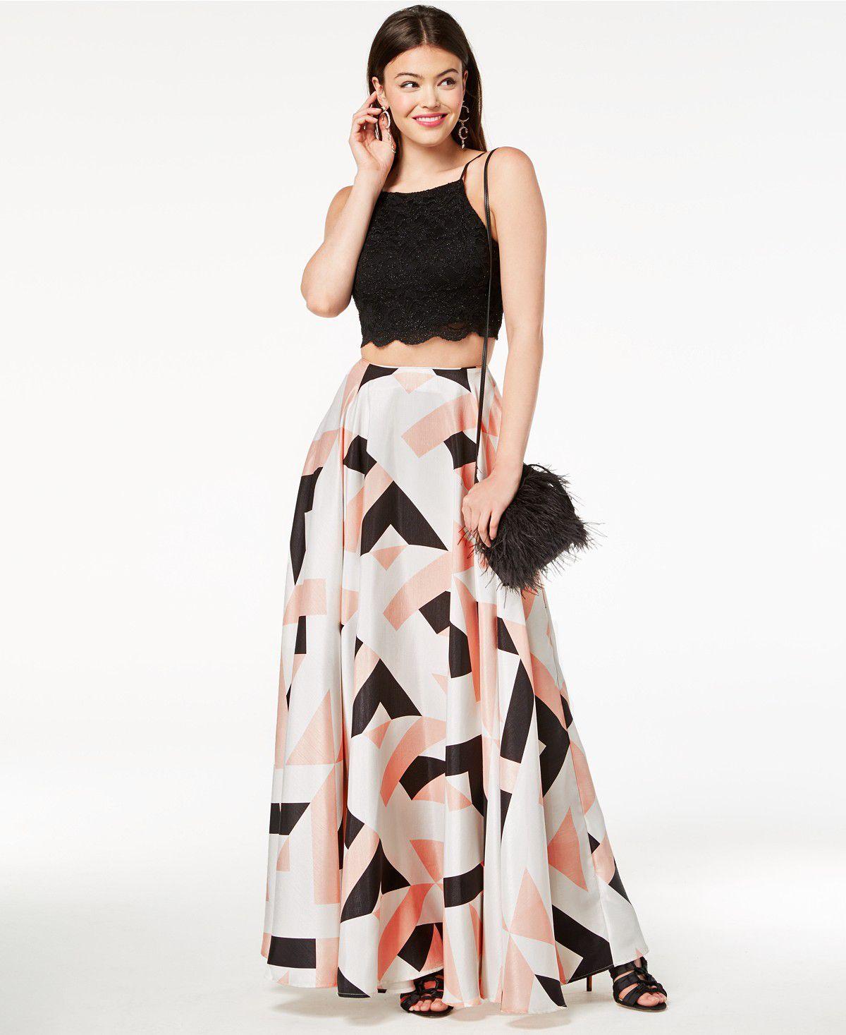 Bold Prom Dresses