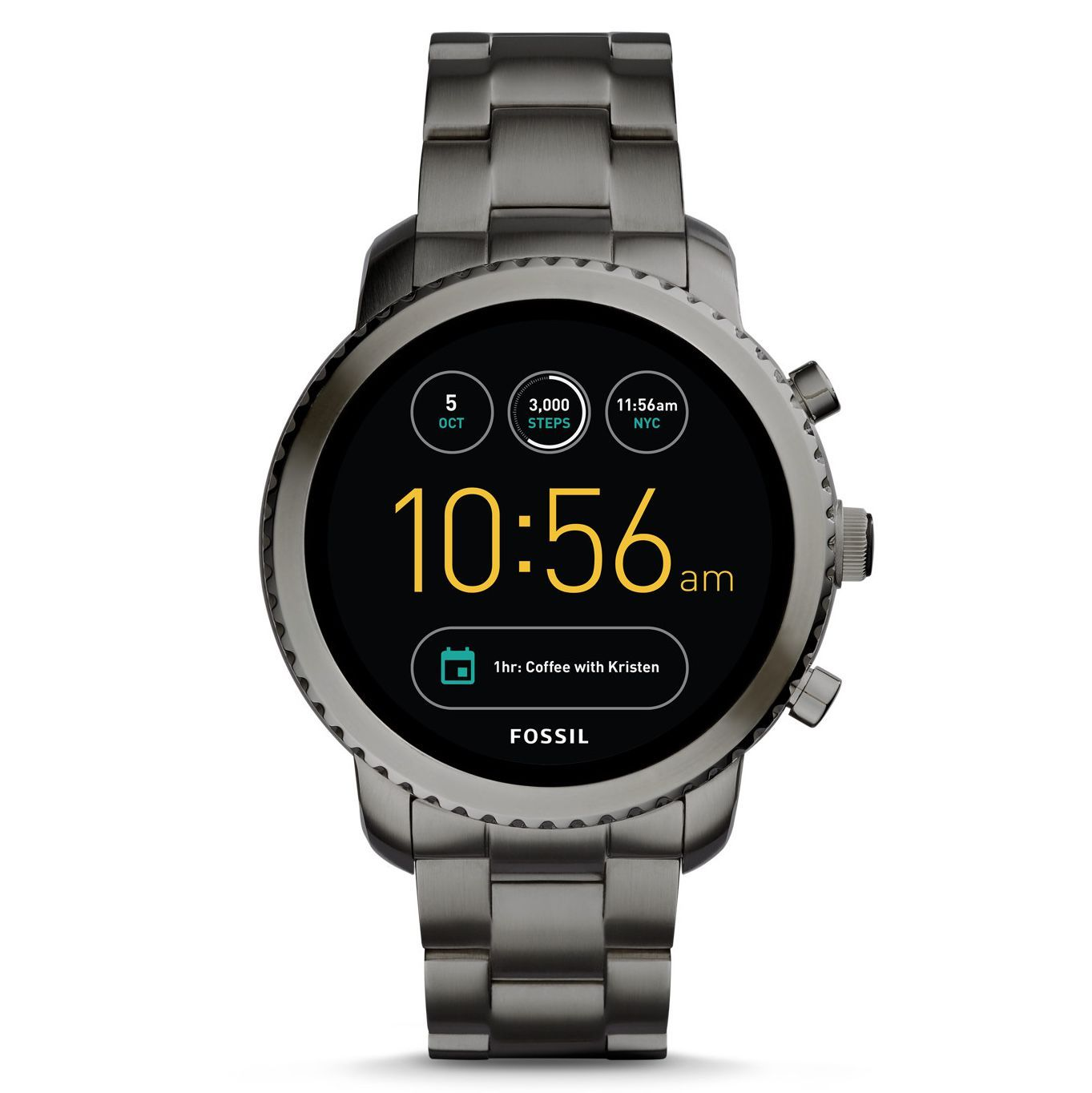 11 Best Android Wear Smartwatches For Every Lifestyle In 2018 Huawei Smart Watch Black Stainless Steel