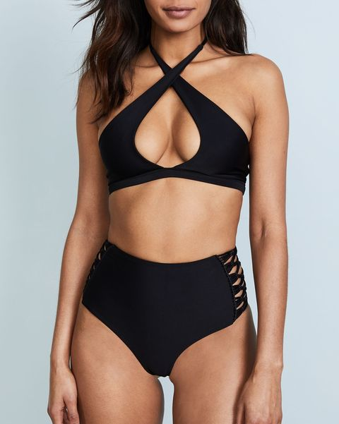 fb7b01976c740 17 High-Waisted Swimsuits That Will Make You Look Incredibly Sexy ...