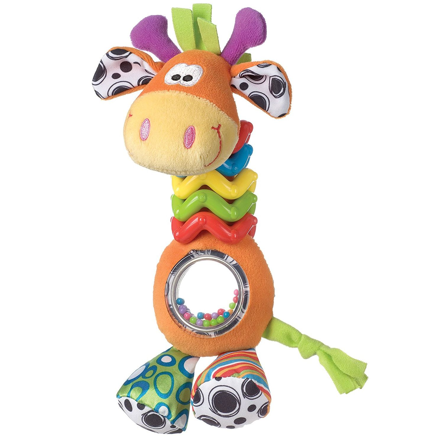 Playgro My First Bead Buddies Baby Toy