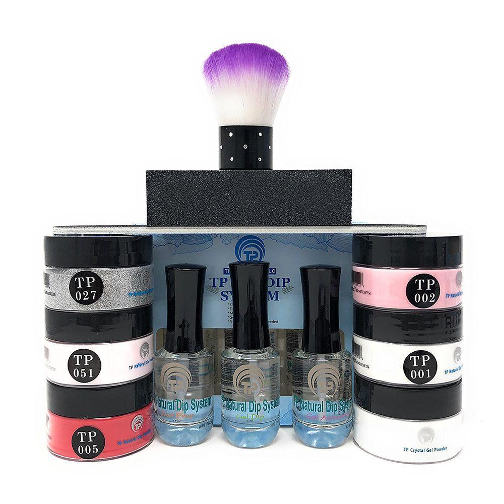 TP Nails Nail Dipping Powder Starter Kit