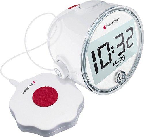 Bellman & Symfon Vibrating Alarm Clock