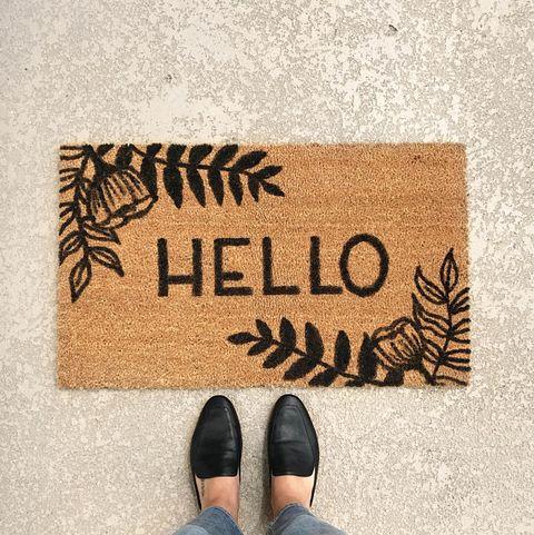 1 Hello Welcome Mat