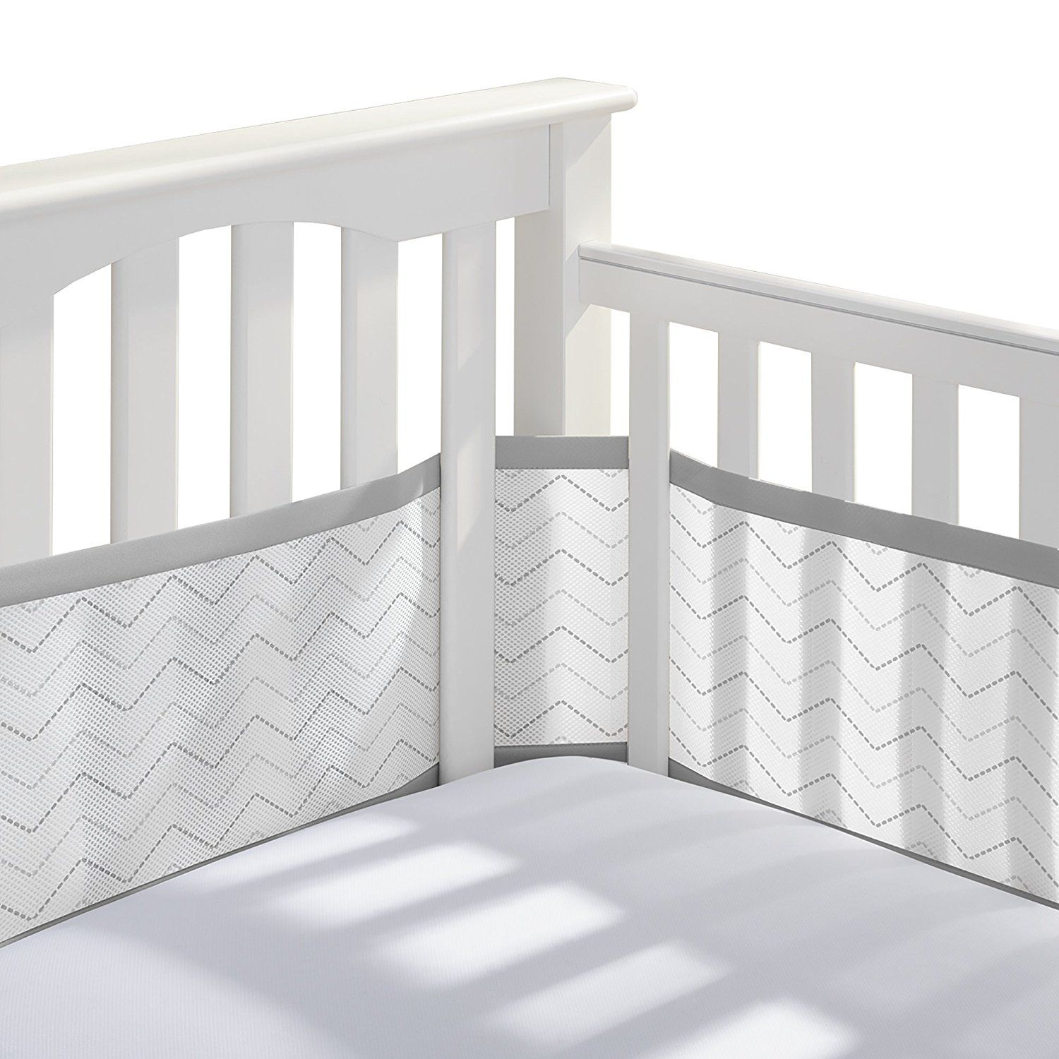 9 Safe Crib Bumper Alternatives For 2018 Best Mesh Crib Liners
