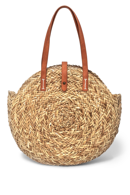 18c5ccb9a3b9 Cute Straw Beach Bags - Straw Beach Bags Are Our Current Summer Obsession