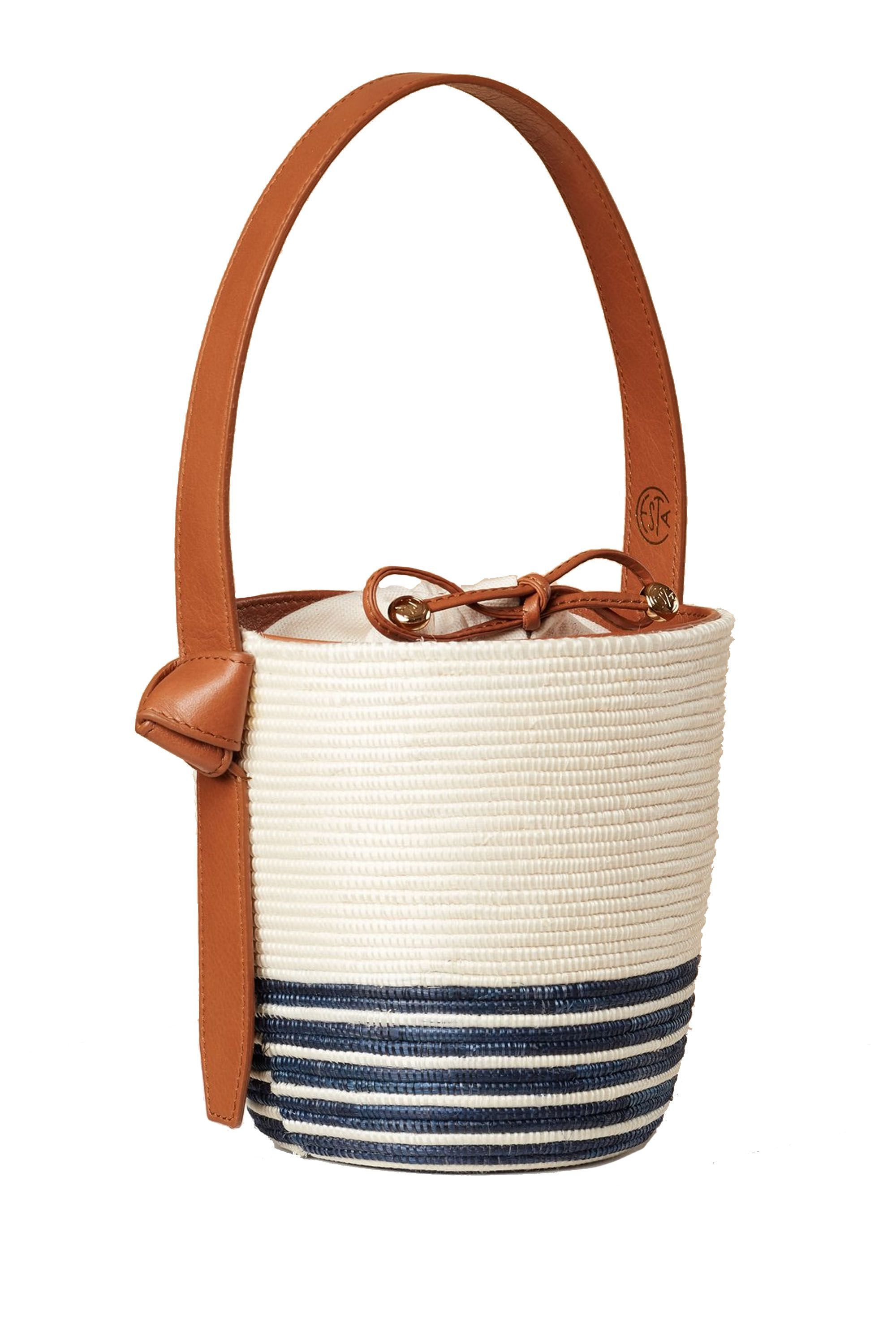 Cute Straw Beach Bags Are Our Current Summer Obsession