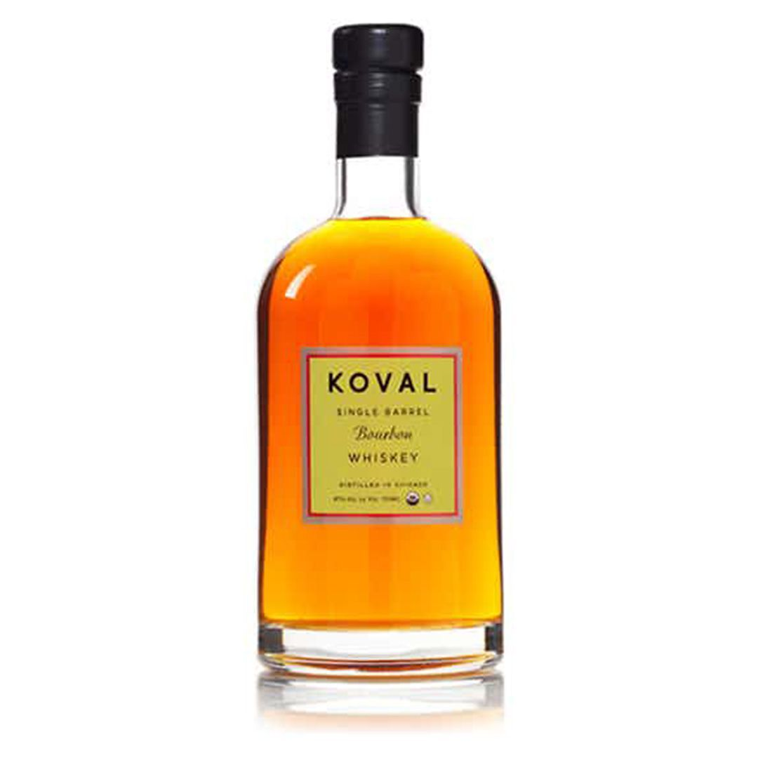 Koval Bourbon Whiskey Koval drizly.com $29.99 SHOP NOW Booze gifts make great gifts.