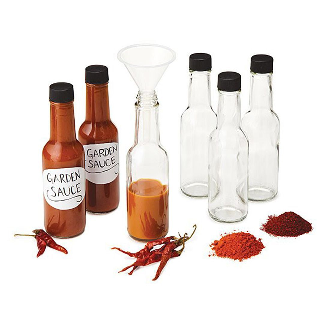 Make Your Own Hot Sauce Kit Uncommon Goods uncommongoods.com $35.00 SHOP NOW For the dad who can't get enough Sriracha and Cholula, this will really test his mettle—and creativity.