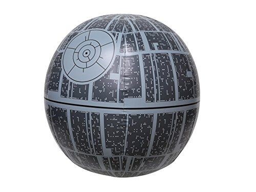 Star wars  the force awakens  death star  light up beach ball