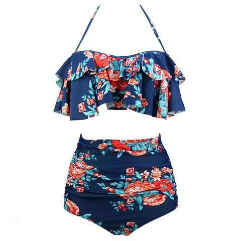 9bff3296346 15 Most Flattering Maternity Swimsuits for 2019 - Cute Maternity ...