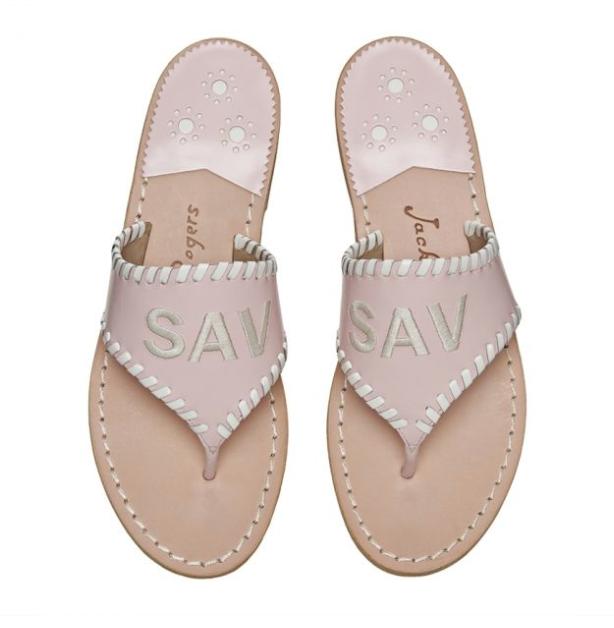Jack Rogers Nantucket Sandals - New