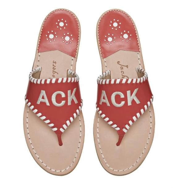 a6572bb174fa Jack Rogers Nantucket Sandals - New Jack Rogers Summer Destination Sandal