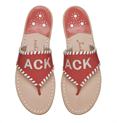 f8f5b1c0cdad Jack Rogers Nantucket Sandals - New Jack Rogers Summer Destination ...