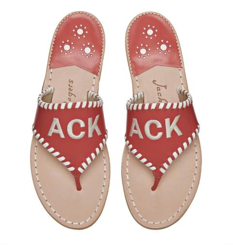 a29ac4f53b87f5 Jack Rogers Nantucket Sandals - New Jack Rogers Summer Destination ...