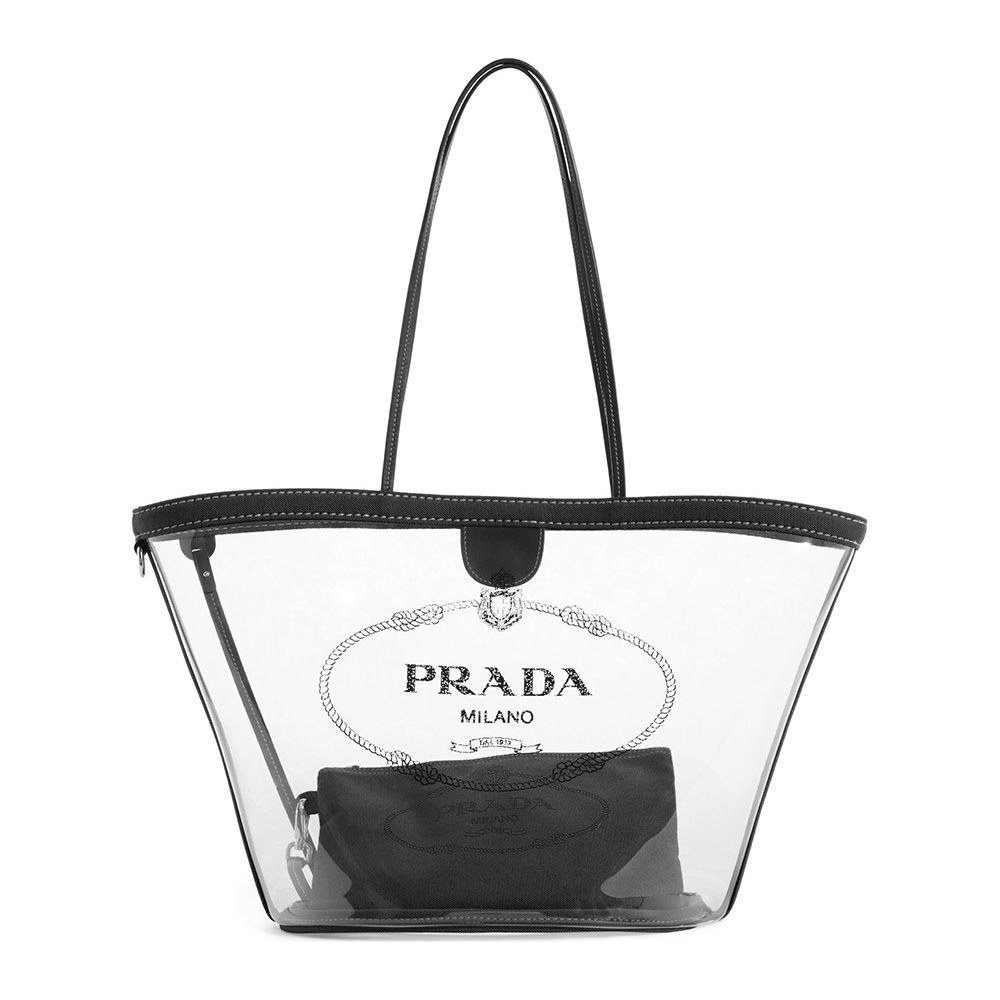 c91b0da0c84bb9 10 Best Clear Handbags to Carry Every Day - Trendy Clear Purses & Tote Bags