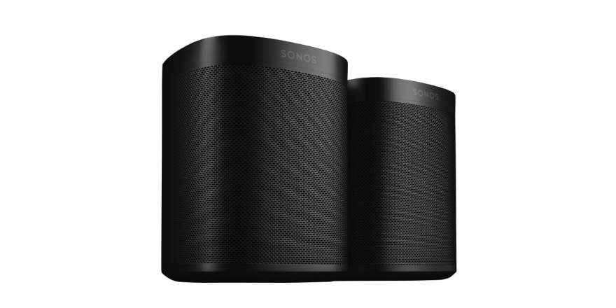 Best Smarts: Sonos One (2-Pack)